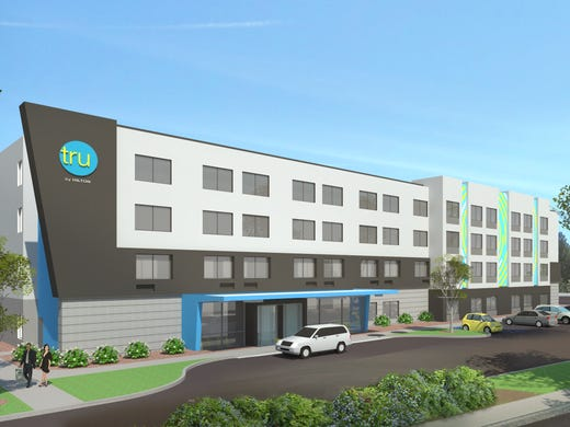 Hilton announces new affordable hotel brand, Tru