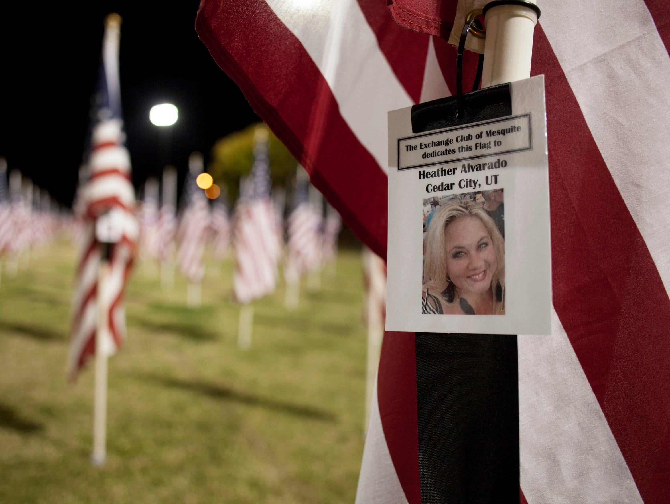 Friends and family of those affected by the Oct.1 shooting