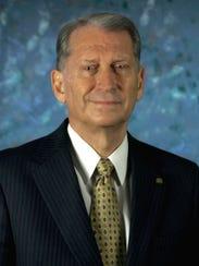 PRCC President William Lewis