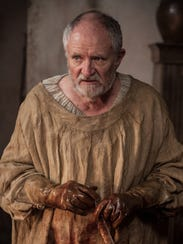 Jim Broadbent as the Archmaester on 'Game of Thrones.'