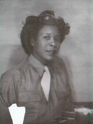 Dana Matthews' mother, Private Anne Miller, US Women's