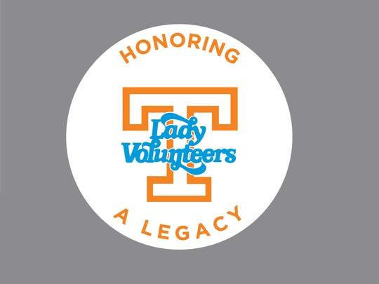 An alternate version of the Lady Vols patch now available to the public.