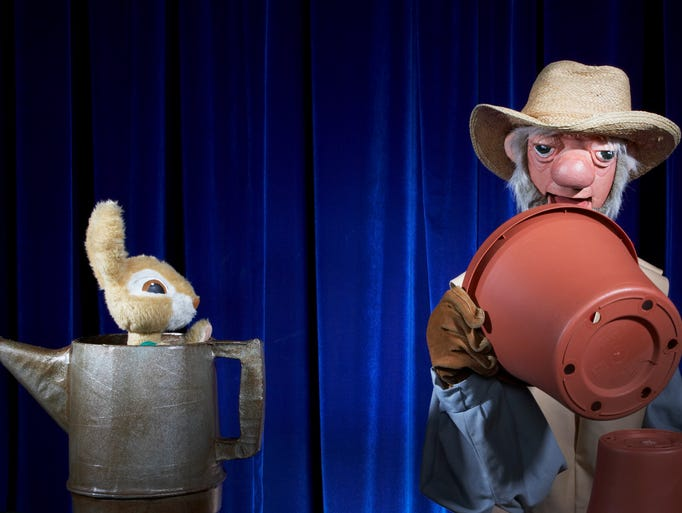 3/29-4/16: 'Peter Rabbit' | This timeless tale of Peter