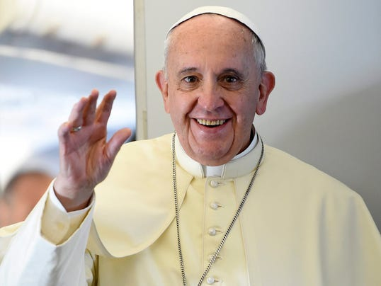 EPA ITALY SOUTH KOREA POPE FRANCIS VISIT