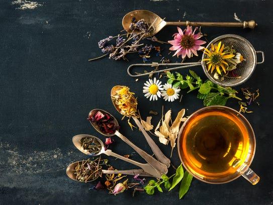 Savor a cup of tea this holiday season.