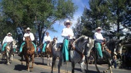 The Lincoln County Sheriff's Posse is having trouble recruiting new members to its mission of western style community service.