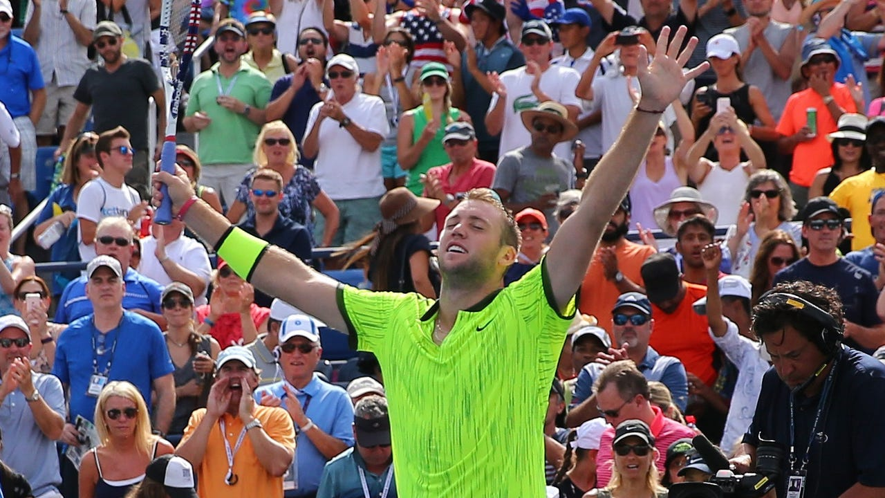 Tennis Channel breaks down third-round action at the U.S. Open: Jack Sock beat seventh-seeded Marin Cilic, but John Isner, the highest-ranked American man, was ousted.