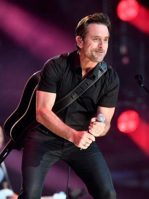 Charles Esten performs at the 2018 CMA Music Fest Thursday, June 7 2018, at Nissan Stadium in Nashville, Tenn.