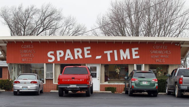 Steve Fields' Candy and Cones shop is moving a half-mile down Alexandria Pike to revitalize the Spare Time diner, which closed in December.
