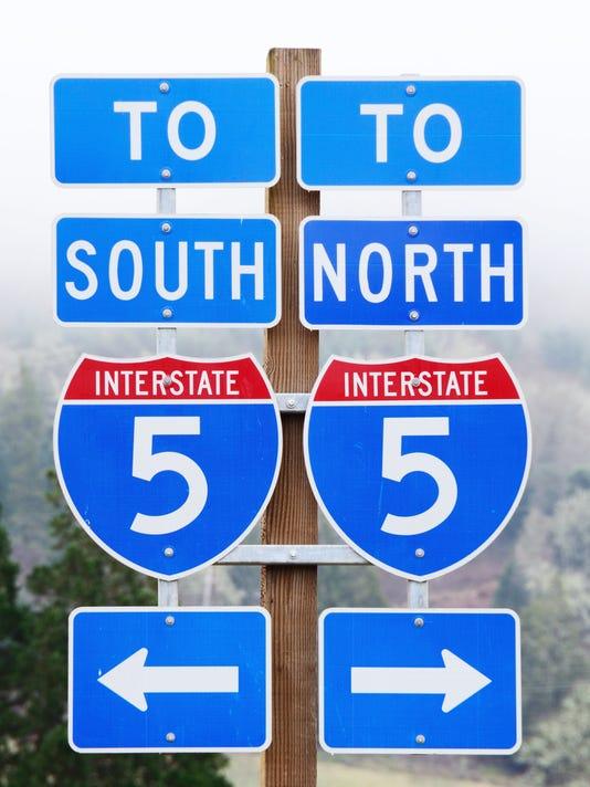 Interstate Five