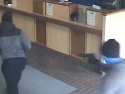 Newbury Park Bank Robbery 6