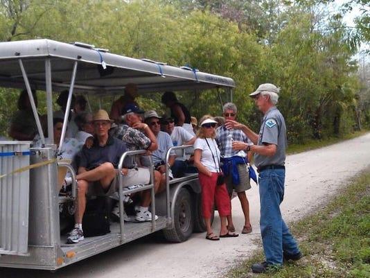 fakahatchee tram tour