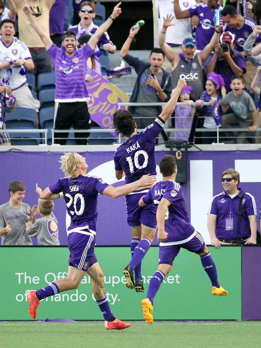 MLS: New York City at Orlando