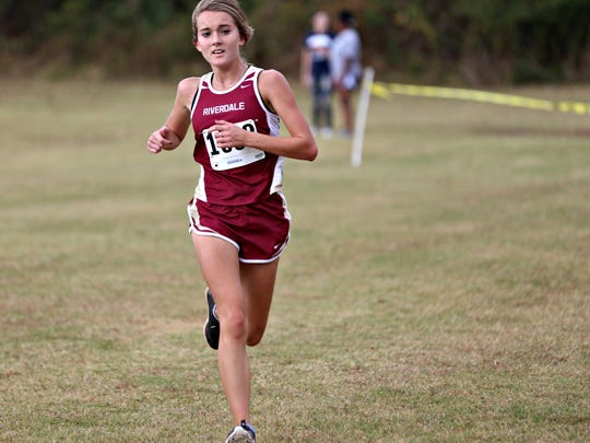 Riverdale's Emma McClellan is a finalist for the DNJ's All-Area Cross Country Girls Runner of the Year.