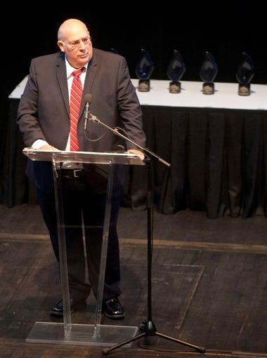 Former CSAA executive director Jim Frame (1983-2012)