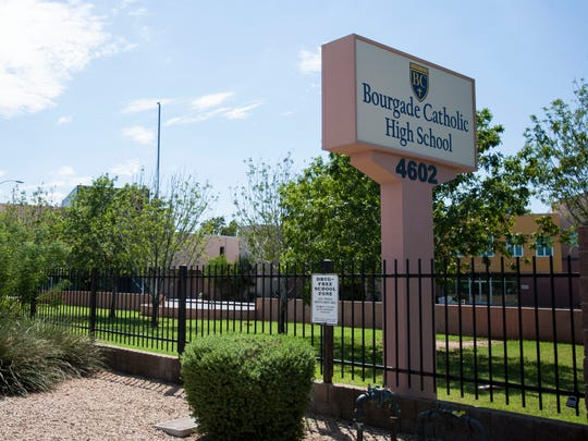 Bourgade Catholic High School in Phoenix.