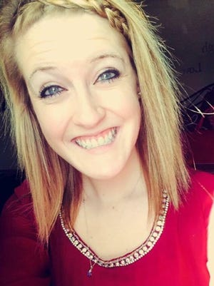 Andrea Farrington, 20, was shot and killed Friday while working at Coral Ridge Mall.