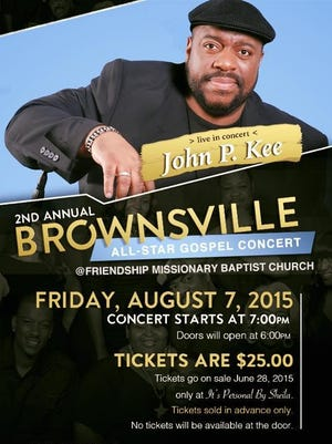 Commissioners voted June 25 to award $30,000 to sponsor the second annual Brownsville All-Star Concert, scheduled for Aug. 7 at Friendship Missionary Baptist Church, where the pastor is the brother of one of the county commissioners.