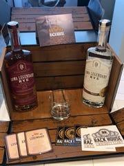Rackhouse Whiskey Club has shipped Iowa Legendary Rye products to club members.