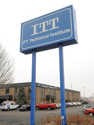 The Education Department has banned ITT from enrolling new students who depend on federal loans.