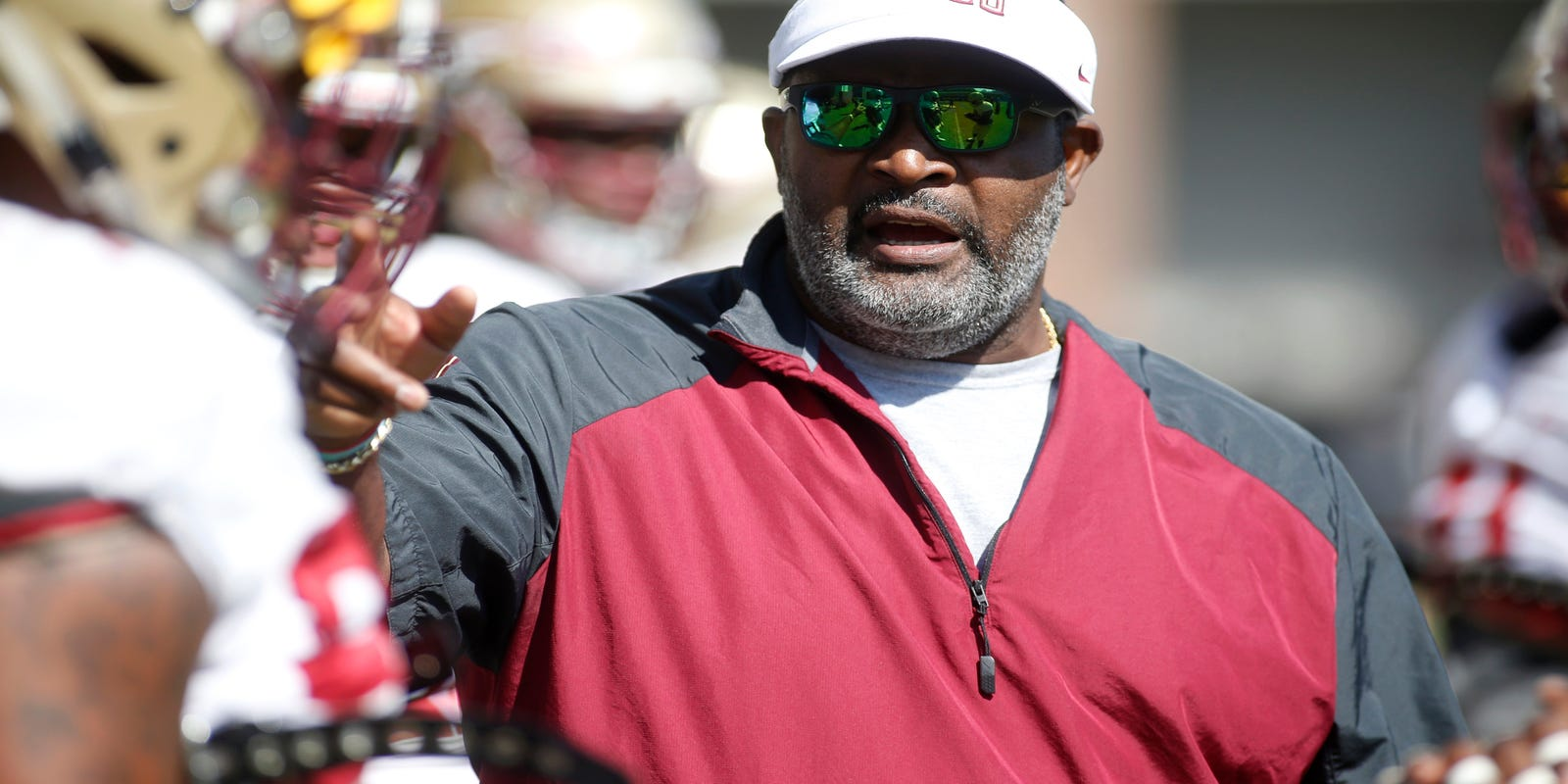 Odell Haggins to become Florida State s interim head coach 46aa395d6