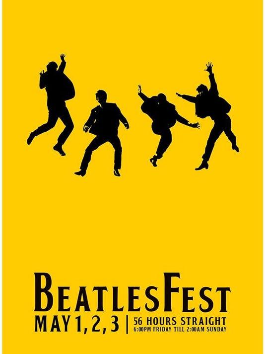 BeatlesFest Poster