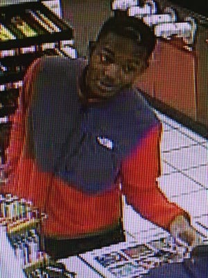 Mount Laurel police are trying to identify this burglary suspect.