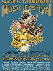 Tickets to the Ozark Mountain Music Festival range