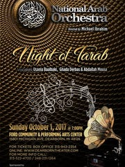 "The orchestra presents ""A Night of Tarab"" for its 8th annual showcase."