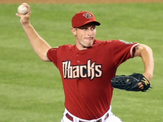 Max Scherzer was once an Arizona Diamondback.