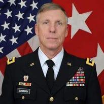 LTG Mark Bowman Director, Command, Control, Communications and Computers/Cyber, J-6.