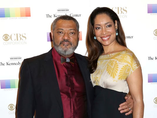 AP PEOPLE LAURENCE FISHBURNE A ENT USA DC