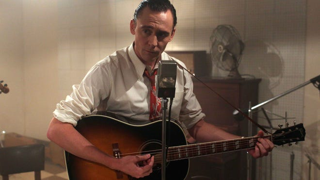 'The blues is so deeply ingrained in the American soul,' says Tom Hiddleston, who plays country legend Hank Williams in 'I Saw the Light.'