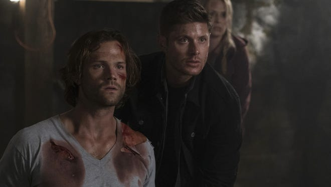 Sam (Jared Padalecki) and Dean Winchester (Jensen Ackles) are the brothers at the heart of 'Supernatural.'