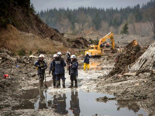 AP Washington Mudslide