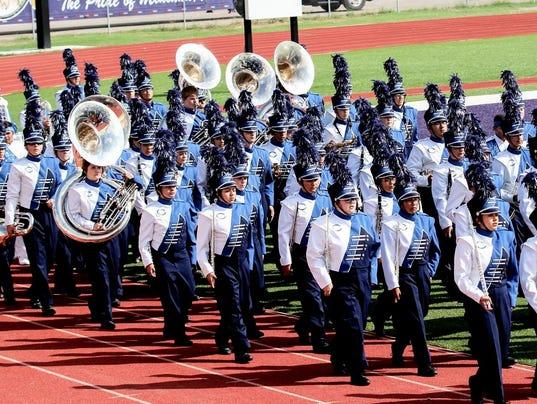 Carlsbad Marching Band