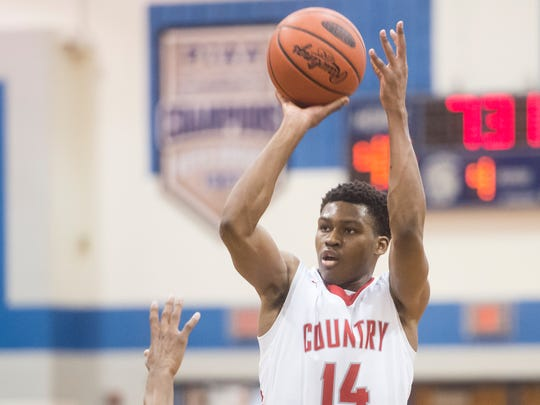 DeAireus Brown scored over 1,000 career points while