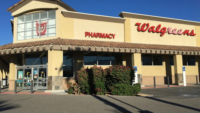 Two people stole $14,000 worth of prescription drugs from the Indio Walgreens on Avenue 42 last year. The suspects are linked to thefts across Southern California.