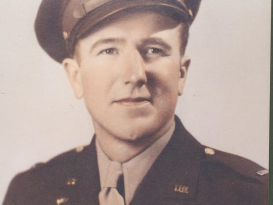 Lt. David E. Potter was the pilot in command of the U.S. Army Air Force B-24 Liberator bomber that crashed near the summit of Camels Hump on Oct. 16, 1944.