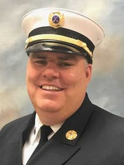 James M. Cunningham is fire chief of the North Collier