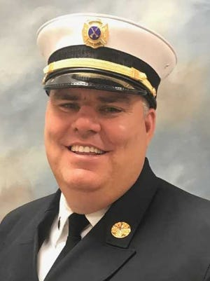James M. Cunningham is fire chief of the North Collier Fire Control and Rescue District.
