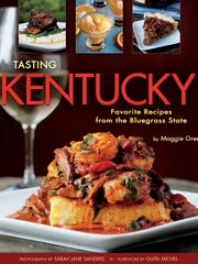 Tasting Kentucky: Favorite Recipes from the Bluegrass State by Maggie Green