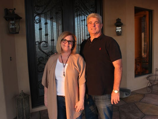 Glendale couple builds mountainside dream home