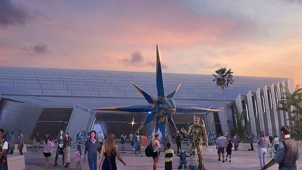 "Disney Parks announced Sunday in a blog post that the highly anticipated ""Guardians of the Galaxy""-themed roller coaster -- one of the longest indoor coasters in the world -- will open in 2021."