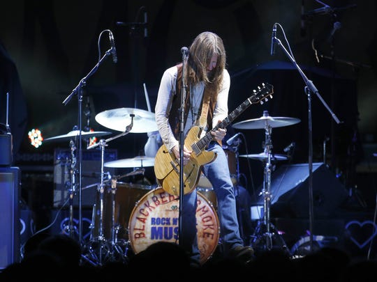 Blackberry Smoke perform in Concert during Arizona