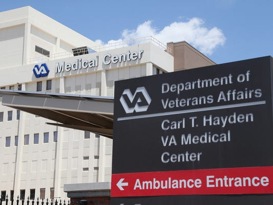 Phoenix VA hospital survey results