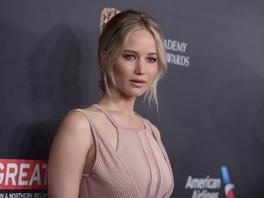 AP PEOPLE JENNIFER LAWRENCE A ENT FILE USA CA