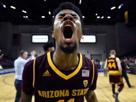 2017 Continental Tire Las Vegas Invitational - Xavier v Arizona State