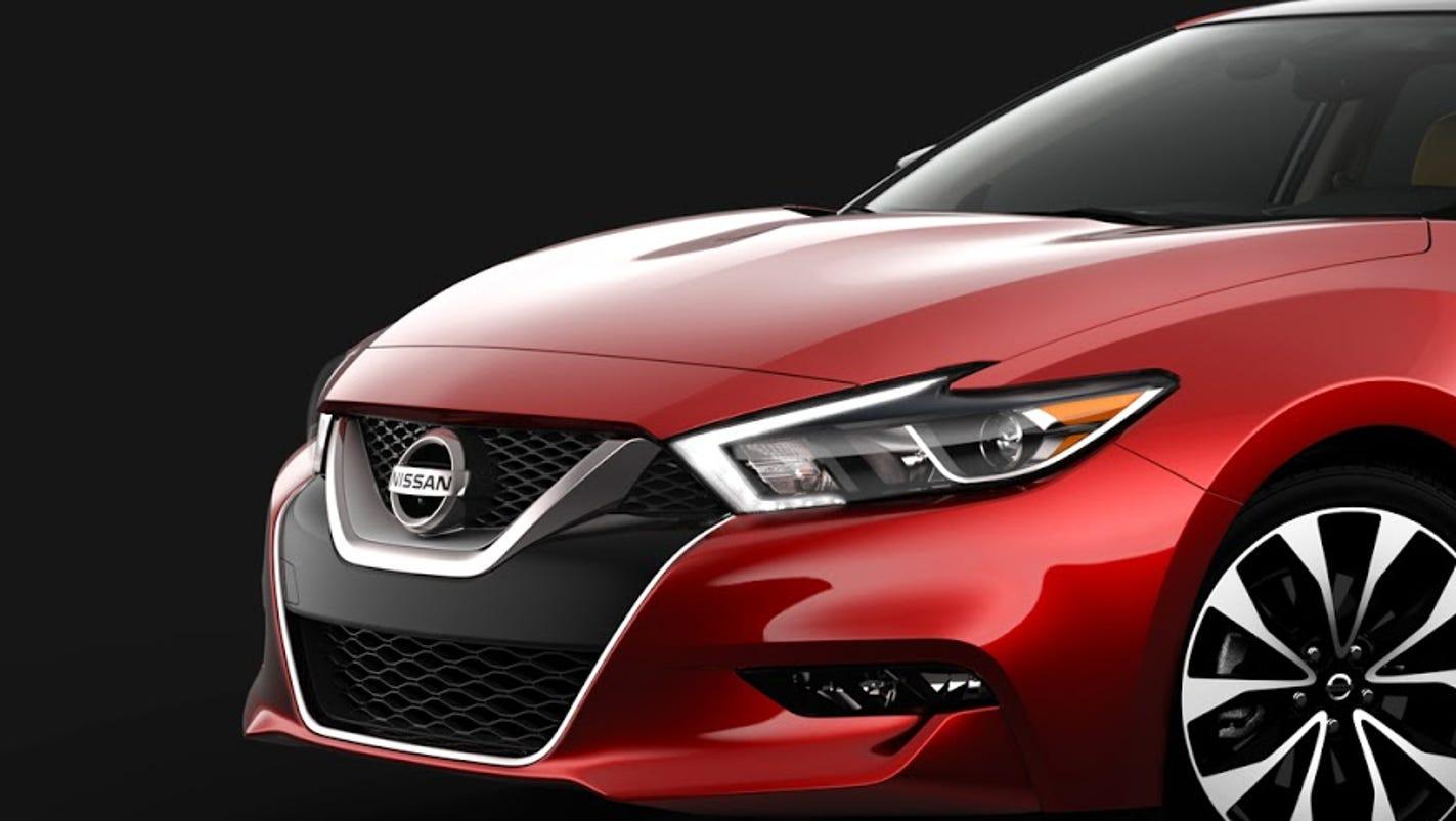 car review 2016 nissan maxima platinum. Black Bedroom Furniture Sets. Home Design Ideas