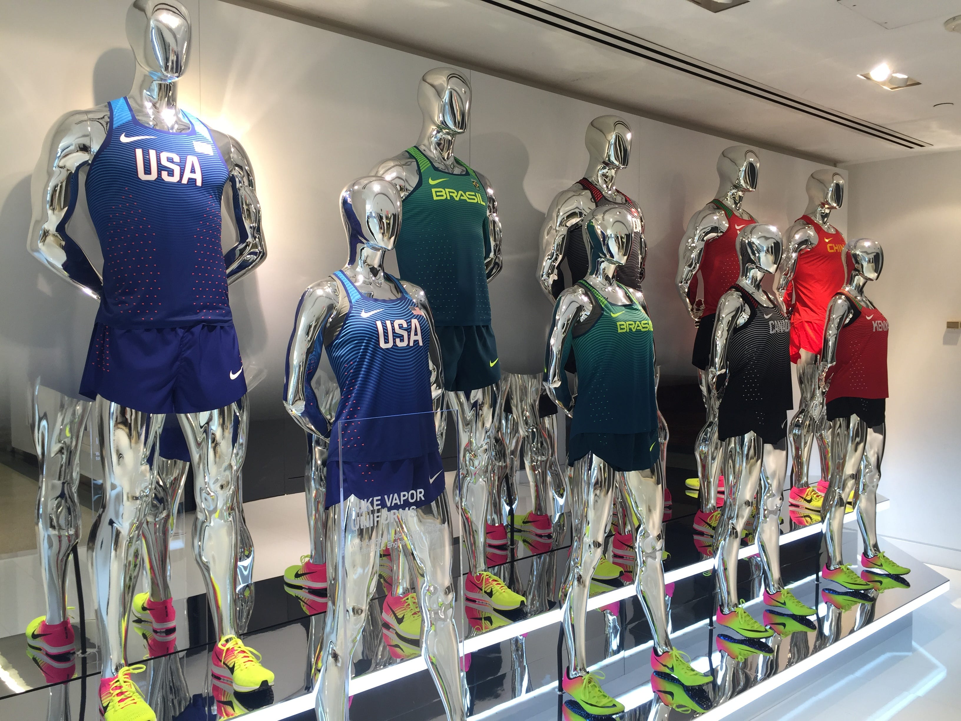 nike store olypmics